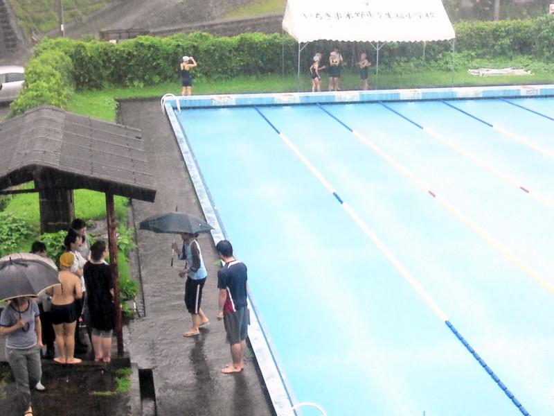 水泳大会 高学年
