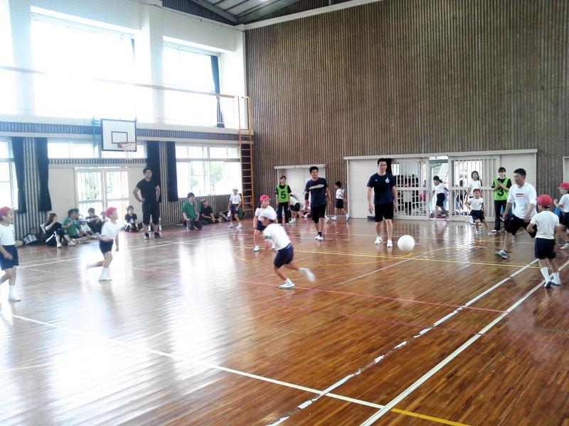 親子球技大会