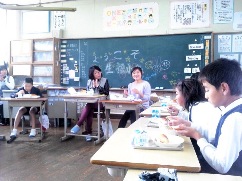 留学生との交流会