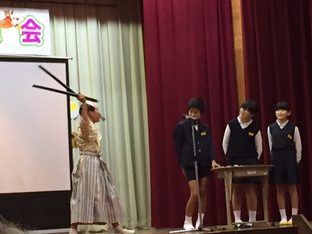 6年生社会「三人の武将」その1水戸光圀公と織田信長